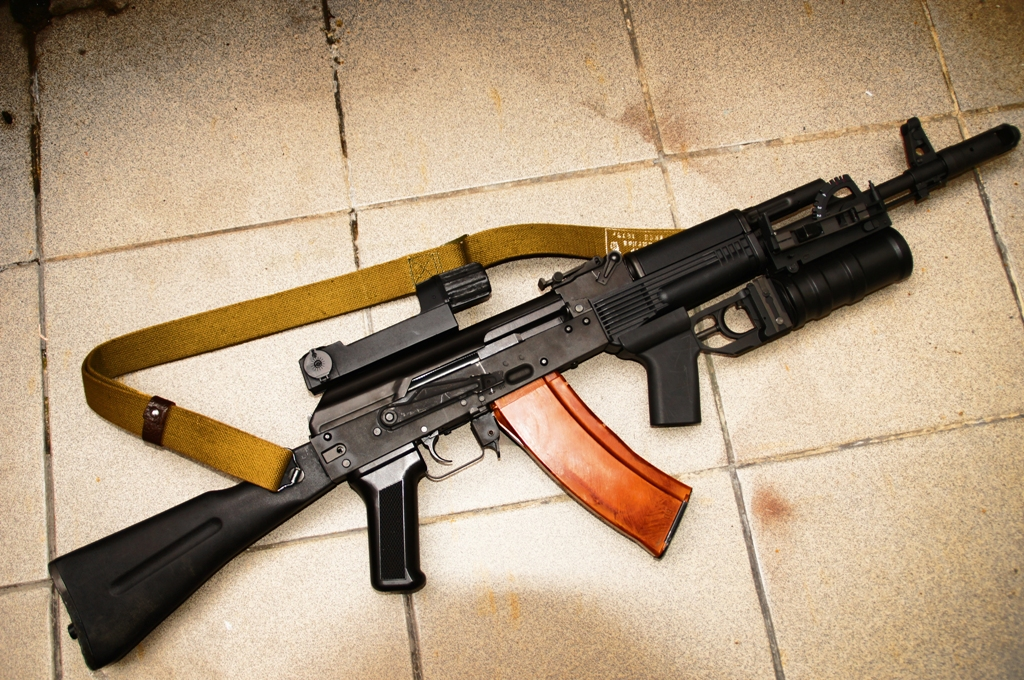 Ak74m: The World's Best Photos Of Ak74m And Russian