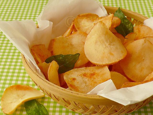 Tapioca Chips 2