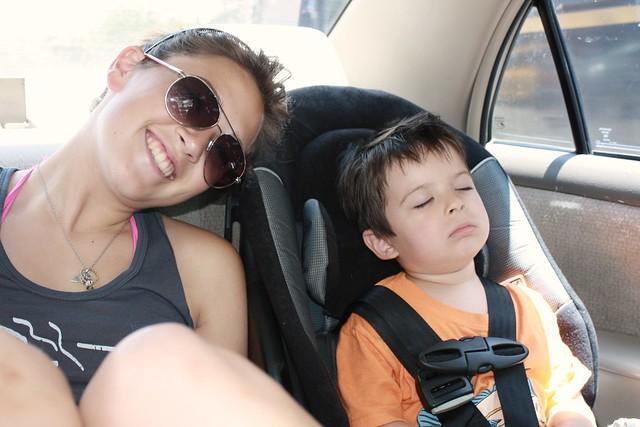 Aunt Mimi + Ryder Lee Garcia