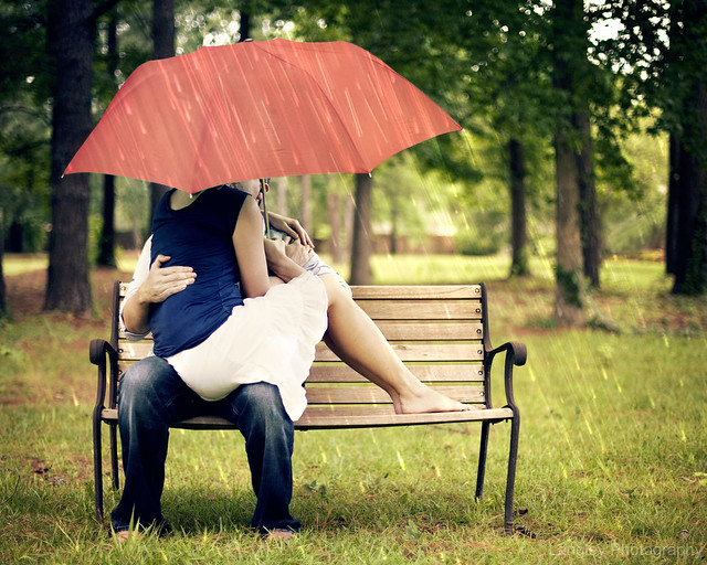 ~190/365~ Rain, Rain, Don't Go Away