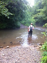 Crossing Jones Creek