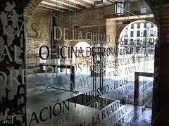 Casa del Reloj  - Detalles (Carlos Miranda (Carmir)) Tags: casa arquitectura lugares rincones urbana navarra tudela entorno