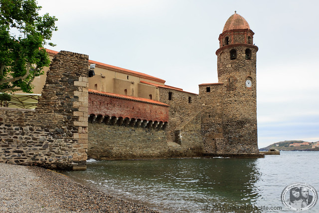 Quiet Bay Of Collioure