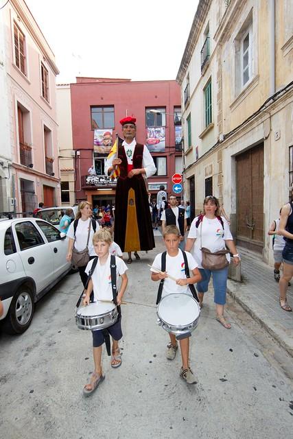 GEGANTS EL MASNOU 2011