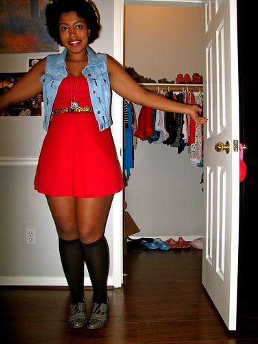 red dress 6