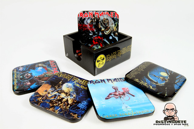Distinguete. Iron Maiden