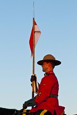 The Rider (Tawaw) Tags: horses canada flag ottawa police rcmp equestrian stetson mounties mountedpolice royalcanadianmountedpolice policehorses musicalride redserge canadianpolicecollege