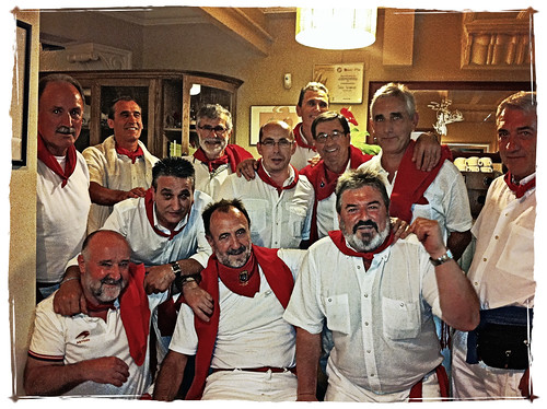 Momenticos San Fermín 2011 - Los de Incito