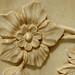 Marmore branco todo esculpido