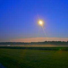 Misty Moonlight (It's my whole damn raison d'etre) Tags: county blue moon green saint yellow fog night nikon long exposure maryland michaels talbot d300s yahoo:yourpictures=mistymoonlight yahoo:yourpictures=weather yahoo:yourpictures=lands
