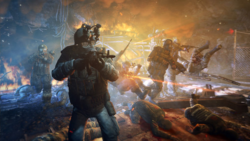 First Part of Metro: Last Light E3 Gameplay Footage