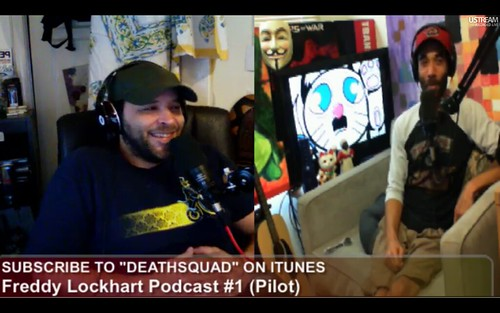 Freddy Lockhat Podcast #1 (pilot)
