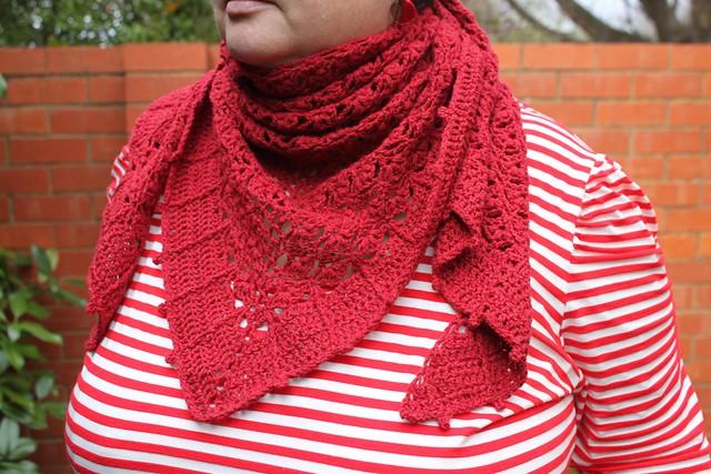 Toscane shawl