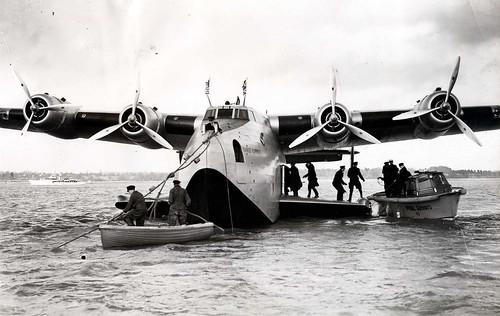 Boeing 314 Southampton