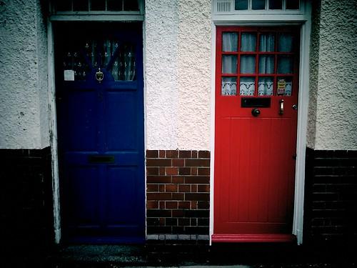 Greenwich doors