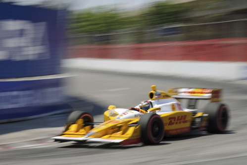 Ryan Hunter-Reay, Streets of Toronto 2011