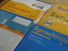 Lernmaterialien Klasse 3