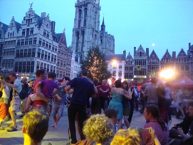 Antwerpen 11 juli 2011 - 24