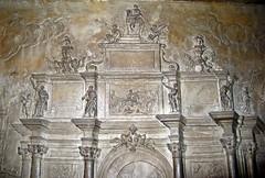 Detail Doppelsarkophag Franz I. Stephan und Maria Theresia (wpt1967) Tags: vienna wien graveyard cemetary kaiser mariatheresia gruft kapuzinergruft habsburger franzistephan doppelsarkophag wpt1967