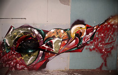 Sari...n (GhettoFarceur) Tags: graffiti  super moi haha ghetto gf annif joyeux paum mme pmb fpc batard lcf takelage sarin farceur superpaum