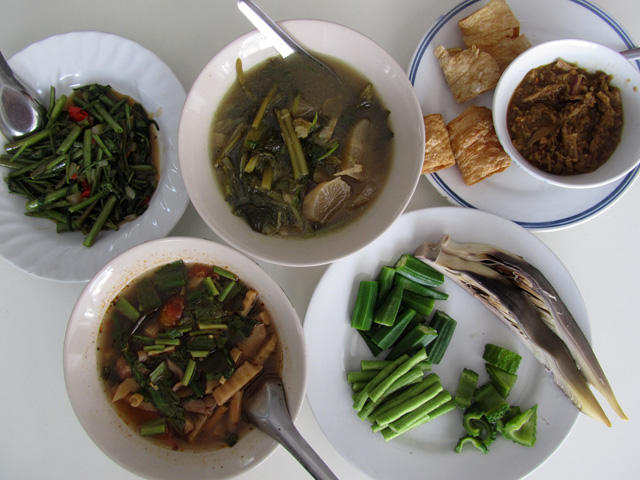 Thai Vegetarian Food