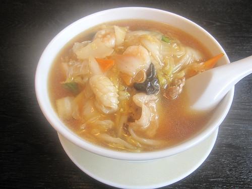 広東麺@口福餃子(桜台)