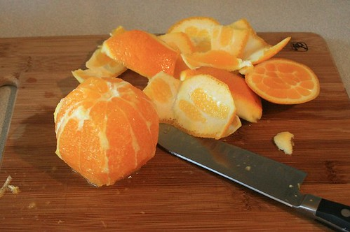 Segmenting some Oranges