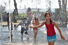 girlwater (greenelent) Tags: nyc newyork water kids children nikon photoaday 365 statueofliberty