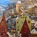 Sighisoara in the Winter - The Citadel of Towers