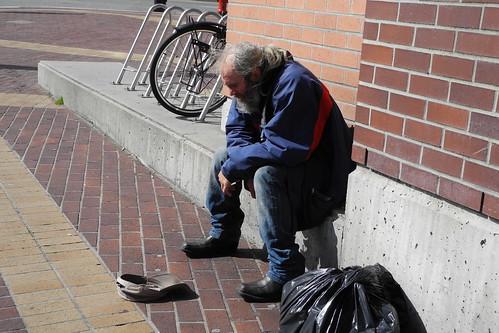 From flickr.com: Homeless {MID-70253}