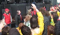 Liam Gallagher in the public (Cavabienmerci) Tags: music eye festival rock schweiz switzerland suisse oasis gallagher liam bern berne beady gurten 2011 gurtenfestival