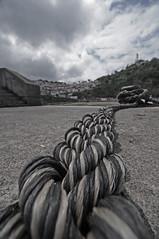 lastres (rakelilla/robin) Tags: sea costa mar village pueblo asturias lastres rakel asturies costaasturiana ronim rakelilla