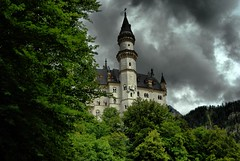 Neuschwanstein III (EricK_1968) Tags: panorama castle germany neuschwanstein schwanstein kasteel fssen schwangau wow1 wow2 wow3 wow4 beieren wow5 wowhalloffame mygearandme mygearandmepremium mygearandmebronze mygearandmesilver mygearandmediamond aboveandbeyondlevel3