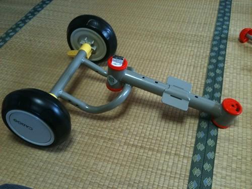 三輪車 タイヤ 2