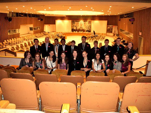 NSLC International Diplomacy at the United Nations