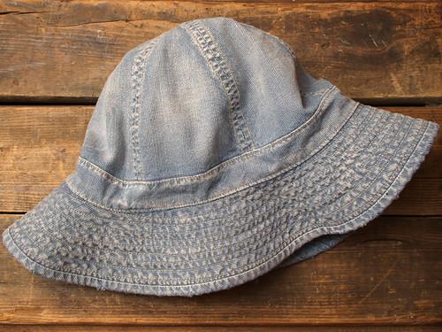 Rugby / Indigo Twill Supply Hat