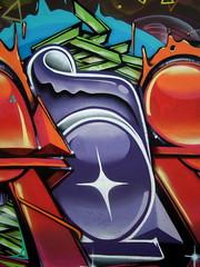 D-talle (COLOR IMPOSIBLE CREW) Tags: chile santiago graffiti d stick zade stgo 2011 jkr fros peñalolen