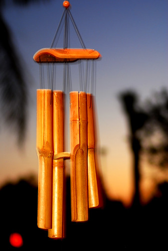 Wood Wind Chime