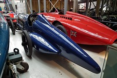 Sunbeam 350hp land speed record car (sv1ambo) Tags: england car museum speed hampshire national record land motor sunbeam beaulieu 350hp