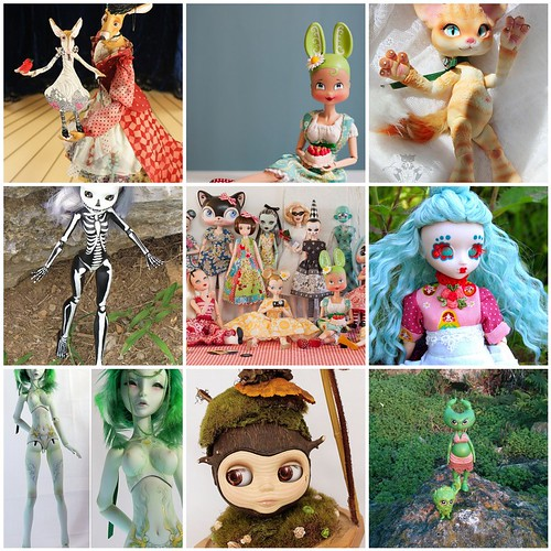 amazing custom dolls