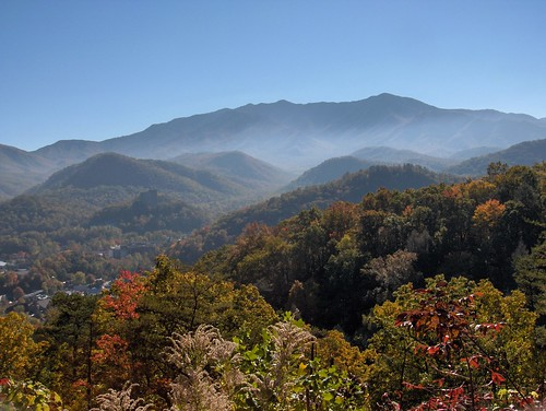 HPIM0562-From Gatlinburg Overlook