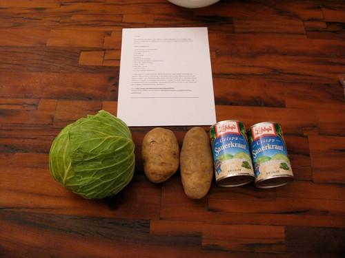 cabbageingredients