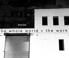 The whole world + the work (rachelsladder) Tags: ted work flickr heart 11 dreams everything facebook wholeworld rachelsladder