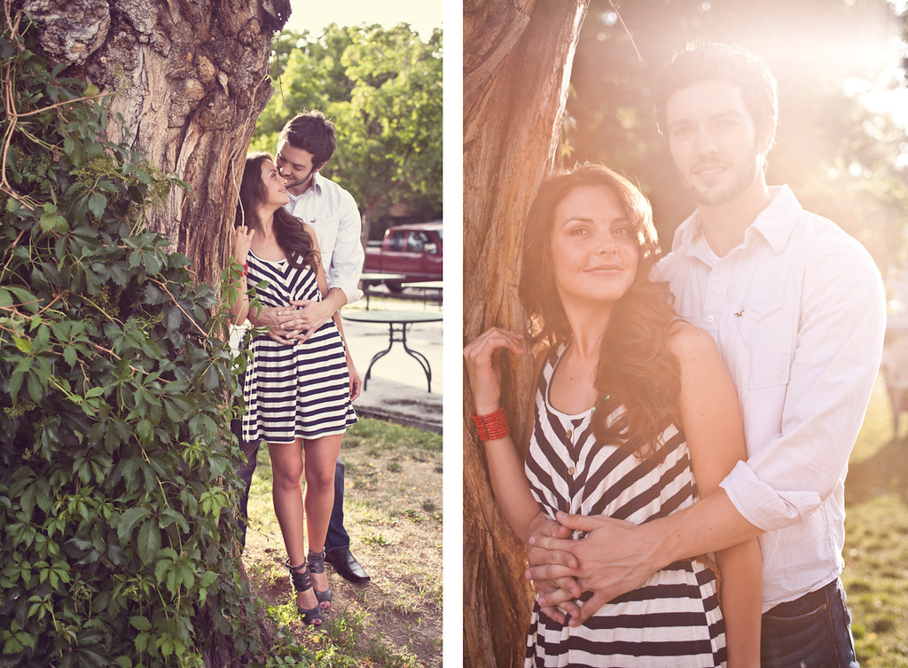 Preston and Mariel Engagement photo