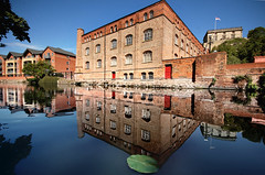 Victorian warehouse with Nottingham Castle in the background (blinkingidiot) Tags: nottingham england reflections united kingdom warehouse lilypad nottinghamshire victorianarchitecture nottinghamcastle thegalaxy nottinghamcanal mygearandme mygearandmepremium mygearandmebronze mygearandmesilver mygearandmegold mygearandmeplatinum mygearandmediamond artistoftheyearlevel3 artistoftheyearlevel4 flickrstruereflection1 flickrstruereflection2 flickrstruereflection3 flickrstruereflection4 rememberthatmomentlevel4 rememberthatmomentlevel1 flickrsfinestimages1 flickrsfinestimages2 rememberthatmomentlevel3 me2youphotographylevel2 me2youphotographylevel3 me2youphotographylevel1 rememberthatmomentlevel5