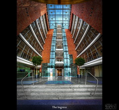 The Ingress (HDR Vertorama) (farbspiel) Tags: panorama architecture photoshop germany geotagged nikon hamburg wideangle handheld stitching photomerge stitched dri deu hdr speicherstadt hdri topaz adjust superwideangle infocus 10mm postprocessing ultrawideangle photomatix tonemapped tonemapping denoise detailsenhancer vertorama d7000 sigma1020mmf35exdchsm geo:lat=5354334530 geo:lon=998373449