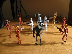 Trapped! (dreoff75) Tags: life trooper toy toys actionfigure star starwars action secret troopers actionfigures captain clones figure 501st bond wars clone figures 501 clonetrooper clonetroopers