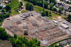 CN756 Switching Station (listentoreason) Tags: usa industry philadelphia america canon power unitedstates pennsylvania scenic favorites engineering places aerialphotograph ef28135mmf3556isusm score25
