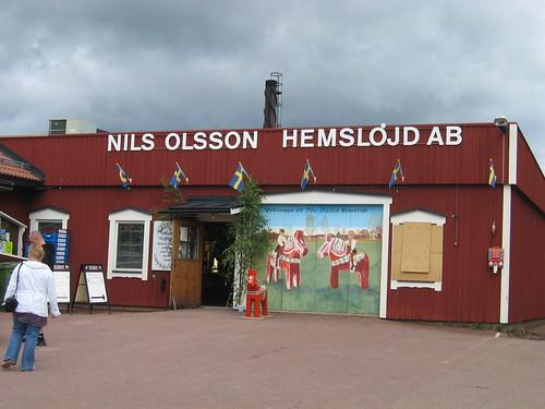 Nils Olsson Hemslöjd AB - shop