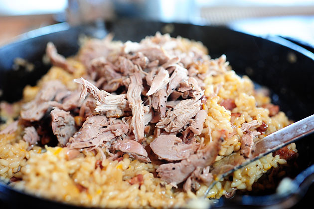 David's Duck Risotto | The Pioneer Woman Cooks | Ree Drummond
